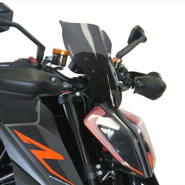 ODAX オダックス POWER BRONZE ネイキッド・スクリーン カラー:ダークスモーク 1290 SUPER DUKE R