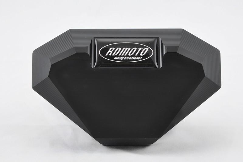 RDmoto アールディーモト ガード・スライダー クラッシュスライダー【Crash sliders】 Size:120x74x49 mm Thruxton 1200 16- Thruxton 1200 R 16-