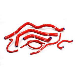 SAMCO SPORT サムコスポーツ ラジエーター関連部品 クーラントホース(ラジエーターホース) カラー:アイスホワイト (限定色) PILOT FL400R 1989-1990