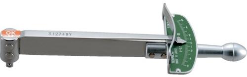 トーニチ 工業用品 プレート形トルクレンチ トルク調整範囲(N・m):2-12【品番】SF12N