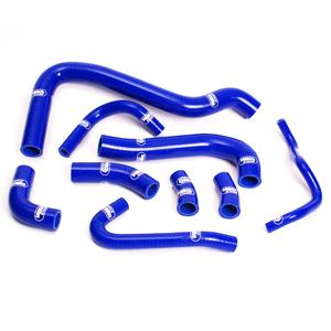 SAMCO SPORT サムコスポーツ ラジエーター関連部品 クーラントホース(ラジエーターホース) カラー:メタリックシルバー (限定色) TLR 1000 1998-2003