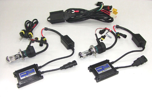 CLEVER LIGHT クレバーライト バイク用HID CL-CA-H4Hi/Lo-30000-Dual