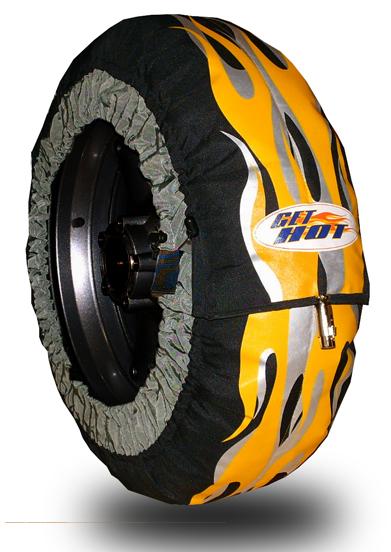 GET HOT ゲットホット タイヤウォーマー GP-EVOLUTION オプション:NEON-TYPE1 オプション:温度計なし オプション:温度切り替えセレクター LOW設定70度