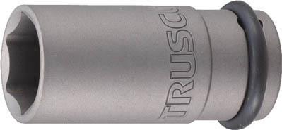 トラスコ中山 工業用品 TRUSCO インパクト用ロングソケット(差込角25.4)対辺50mm