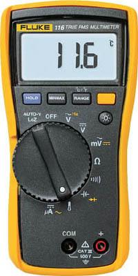 TRUSCO トラスコ中山 工業用品 FLUKE 電気設備用マルチメーター