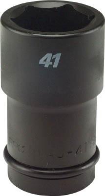 TRUSCO トラスコ中山 工業用品 FPC インパクト ロングソケット差込角25.4mm対辺46mm1.13/