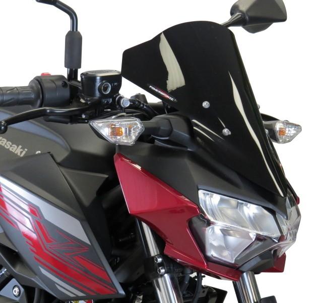 ODAX オダックス POWER BRONZE ネイキッド・スクリーン Z250 Z400