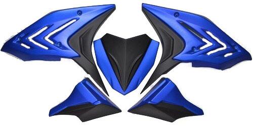 Achi Motorbike アチモーターバイク Fairings