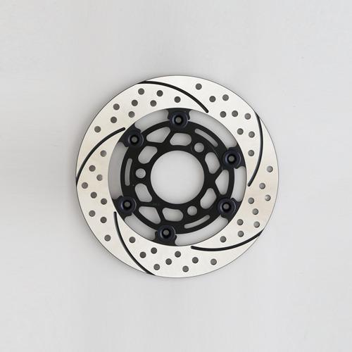 SUNSTAR サンスター PREMIUM RACING 4mini [プレミアムレーシング] フロントディスクローター フローティングタイプ:フルフローティング フローティングピンカラー:ブラック