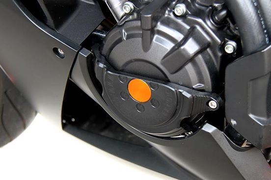 Club517Superbike クラブ517スーパーバイク クランクケースプロテクター CBR650F CB650F