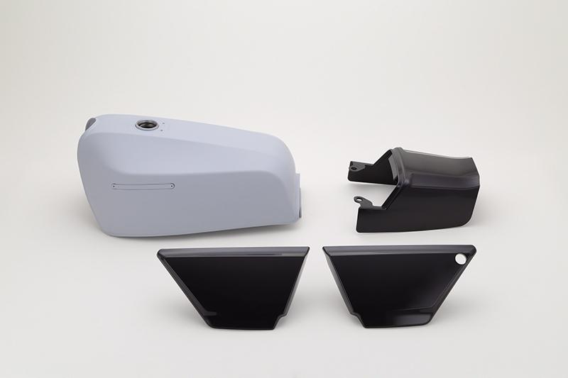 【在庫あり】DOREMI COLLECTION ドレミコレクション フルカウル・セット外装 FXタイプ外装セット ペイントベース シート:タックロール ゼファー400