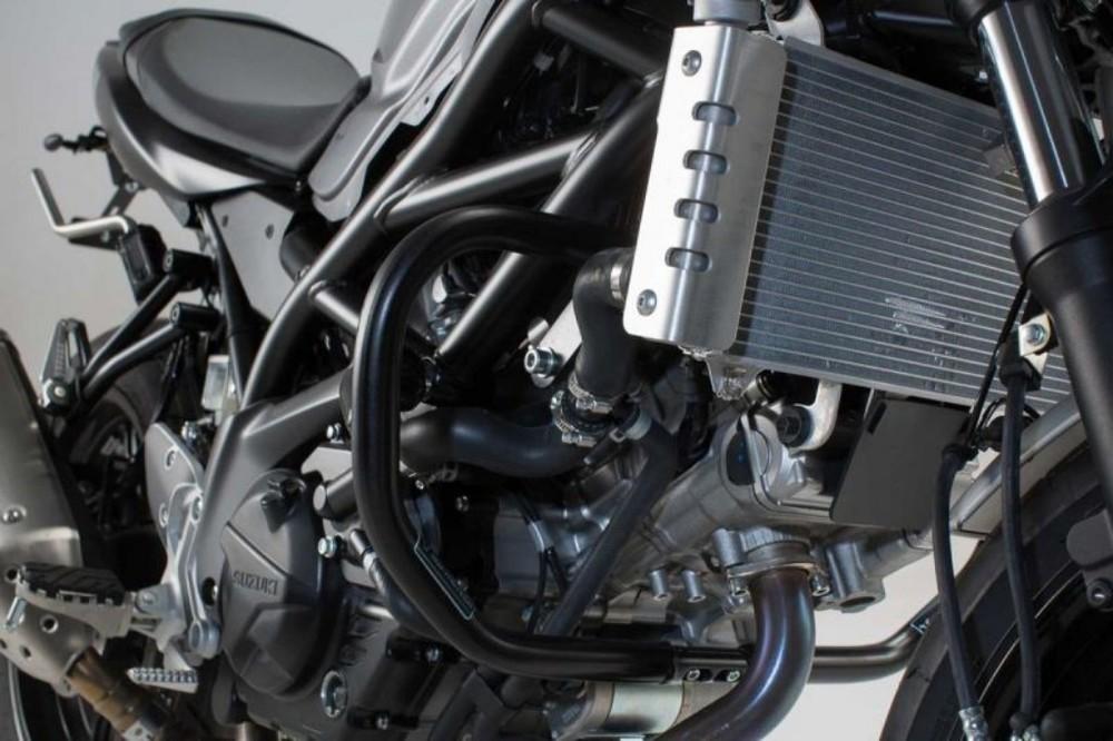 SW-MOTECH SWモテック ガード・スライダー クラッシュバー SV650