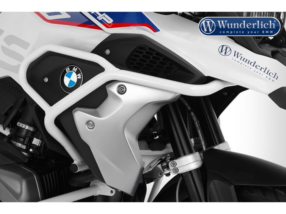 Wunderlich ワンダーリッヒ タンクガード Wunderlich Edition R1200GS LC 水冷 R1250GS