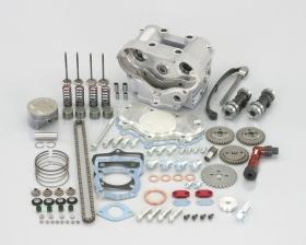 キタコ KITACO バージョンアップキット (SE145cc→DOHC145cc) CRF100F XR100R(競技用) XR100モタード エイプ100 エイプ100 タイプD