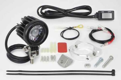 【在庫あり】SP武川 SPタケガワ LEDフォグランプキット MSX125SF グロム グロム グロム グロム モンキー125 モンキー125
