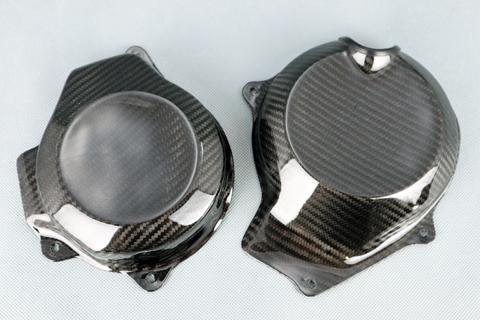 【送料無料】エンジンパーツ G310R A-TECH エーテック Aテック BM31015-R  A-TECH エーテック Aテック エンジンカバー クラッチカバー タイプ:綾織ドライカーボン G310R