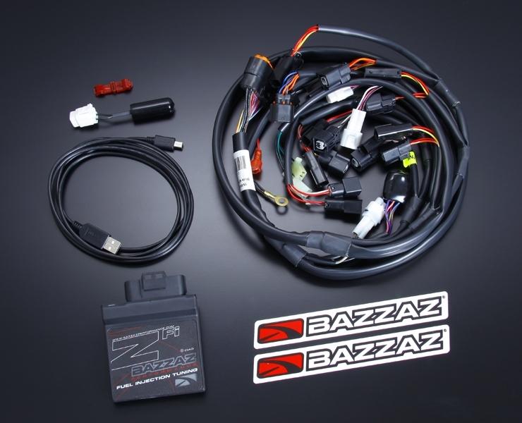 YOSHIMURA ヨシムラ インジェクション関連 BAZZAZ (バザーズ) Z-Fi SPADE (18)
