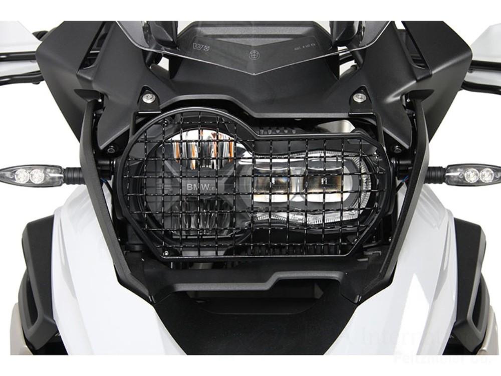 HEPCO&BECKER ヘプコ&ベッカー ヘッドライトグリル R 1200 GS LC R 1200 GS LC Adventure R 1250 GS Adventure