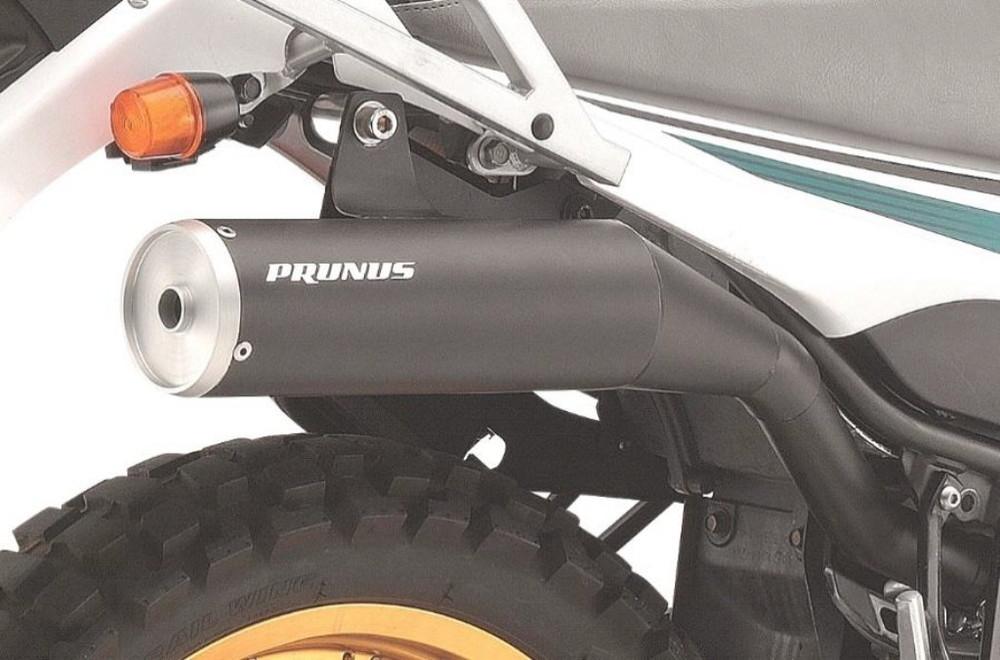 PRUNUS プラナス スリップオンマフラー セロー 250 セロー 250 トリッカー トリッカー トリッカー XT250X SEROW XT250X