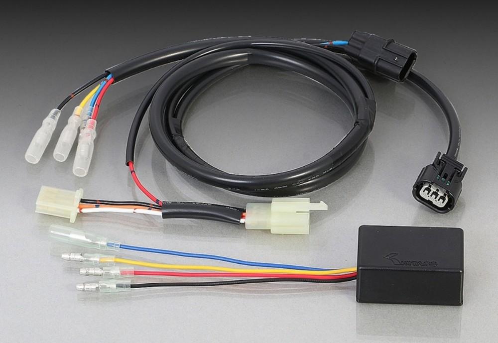 キタコ KITACO 速度パルス変換ユニット GSX-S125 GSX-R125