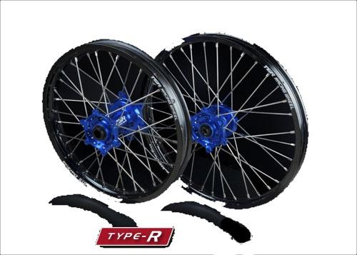TGR TECHNIX GEAR TGRテクニクスギア TYPE-R Enduro(エンデューロ)用ホイール(前後セット) SEF-R 450 SC-R 125-450 SE-R 125-450 SEF-R 125-450