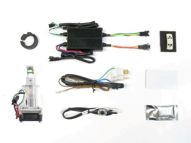 PROTEC プロテック LB7W-KZ LEDヘッドライトバルブキット Z1000 (水冷) Z750(水冷) Z800