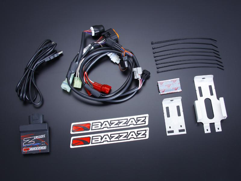 【イベント開催中!】 YOSHIMURA ヨシムラ インジェクション関連 BAZZAZ(バザーズ) Z-Fi Z125 プロ