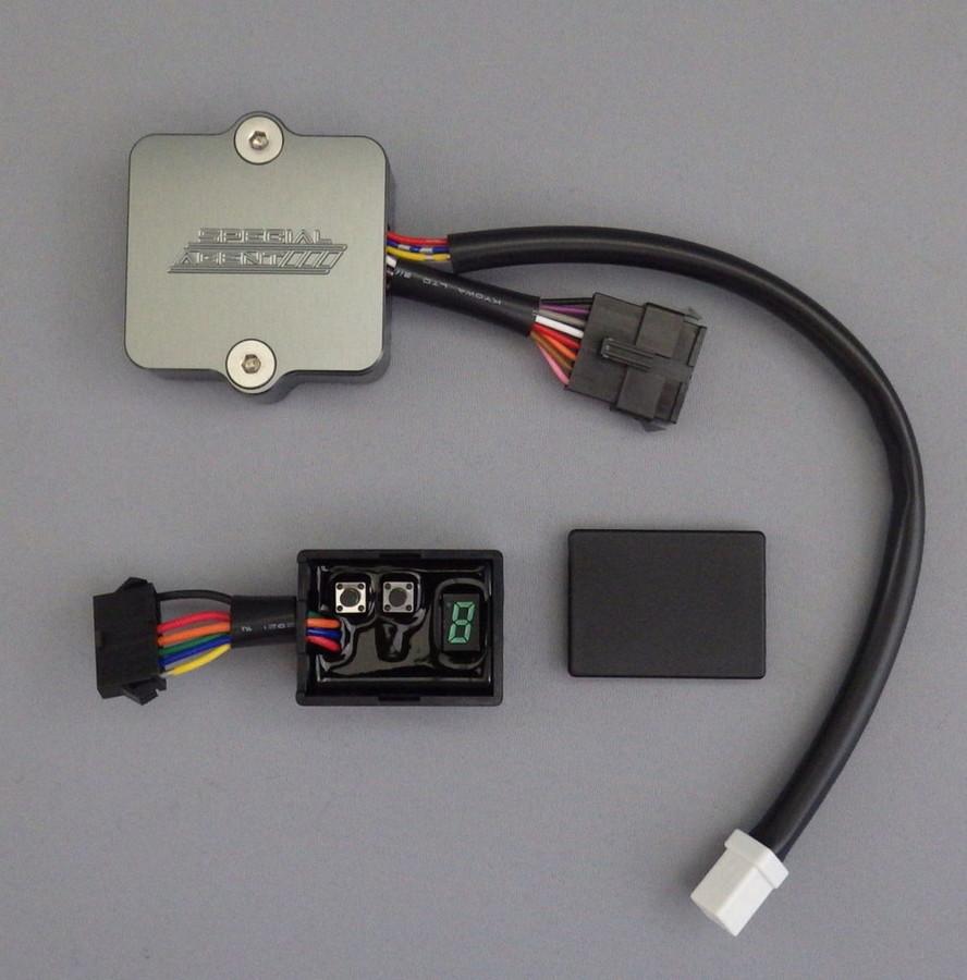 当店は最高な サービスを提供します Special Agentスペシャルエージェント ついに再販開始 CDIリミッターカット Negotiator-S Agent Z900RS スピードパルスモジュレーター スペシャルエージェント