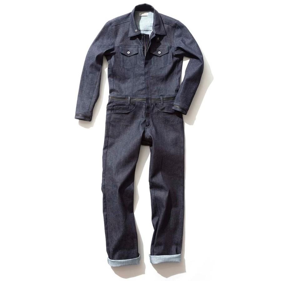 KADOYA カドヤ メカニックウェア・ワークスーツ・作業着 CORSA DENIM SUIT スーツ 【K'S PRODUCT】 サイズ:LL
