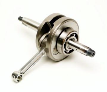 CLIPPING POINT クリッピングポイント その他エンジンパーツ 52mmストローククランクシャフト モンキー