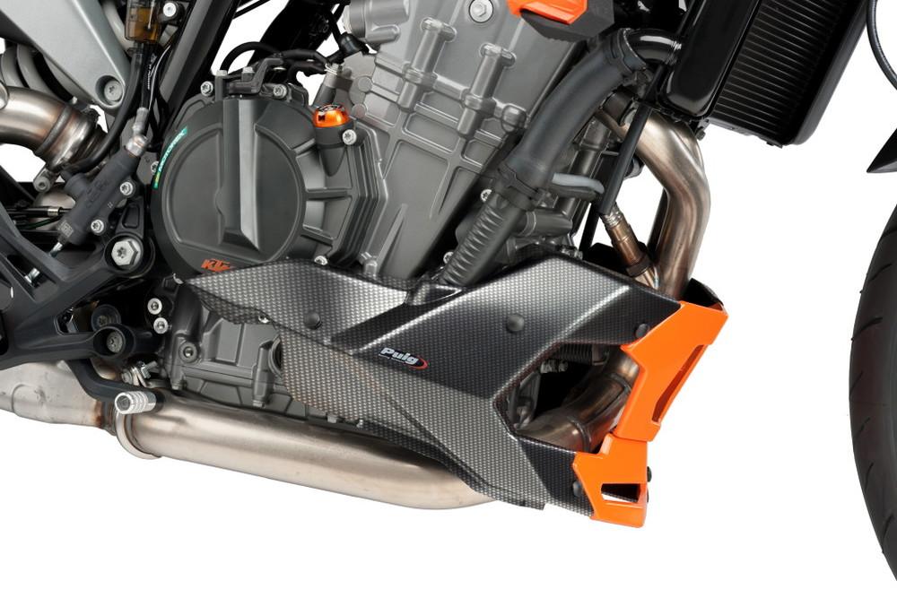 Puig プーチ エンジンスポイラー 790DUKE