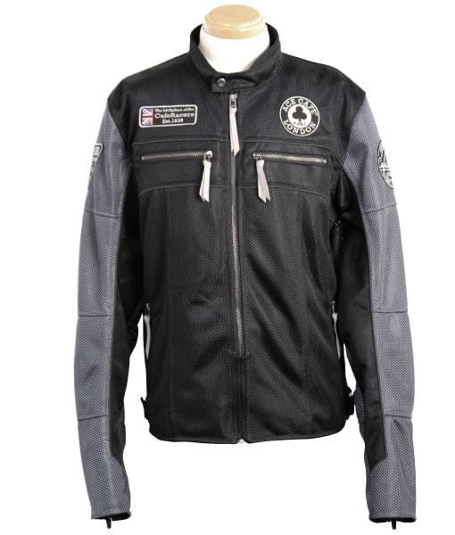 ACECAFE LONDON エースカフェロンドン Riding Mesh Jacket [ライディングメッシュジャケット] サイズ:S