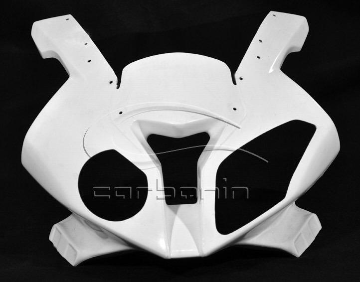 Carbonin カーボニン アッパーカウル ロードタイプ 素材:強化ファイバーグラス S1000RR