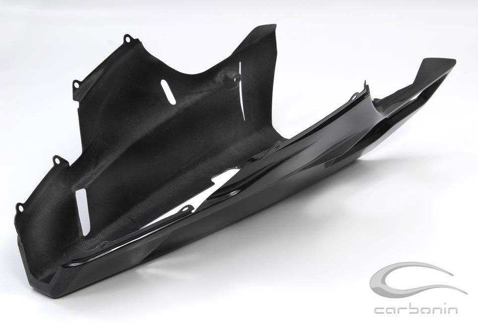 Carbonin カーボニン アンダーカウル ロードタイプ 素材:カーボンファイバー 1198 848 DUCATI 1098