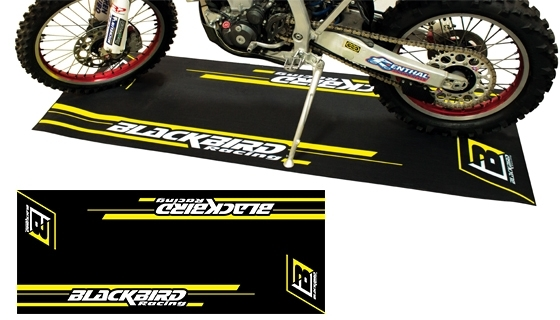 Blackbird Racing ブラックバードレーシング メンテナンス小物 パッドドマット【PADDOCK MAT】 Paddock Mat