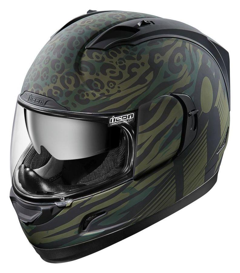 ICON アイコン フルフェイスヘルメット ALLIANCE GT HELMET [アライアンス GT ヘルメット] OPERATOR [オペレーター] サイズ:S(55-56cm)