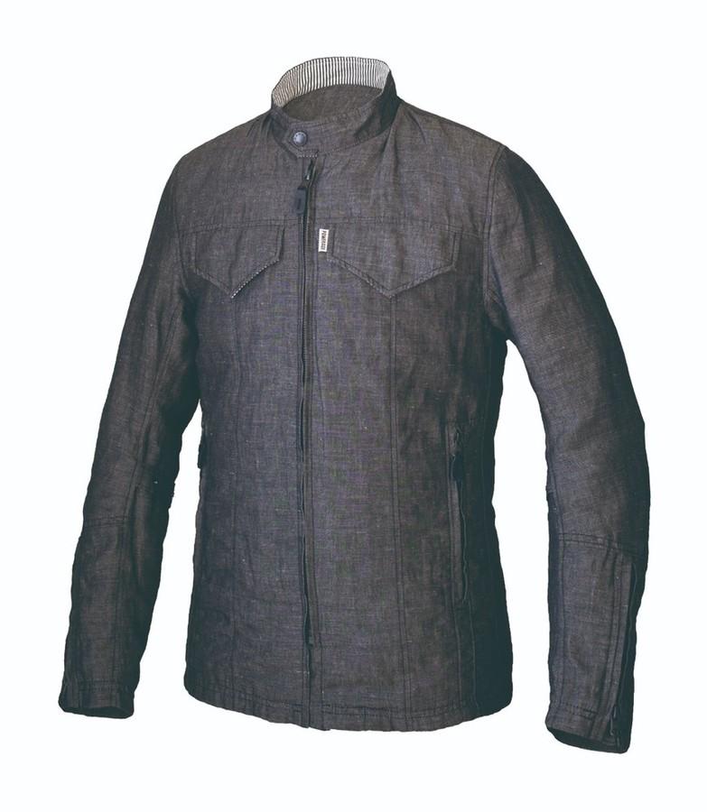 【在庫あり】POWERAGE パワーエイジ ライディングジャケット リネンライダース サイズ:L