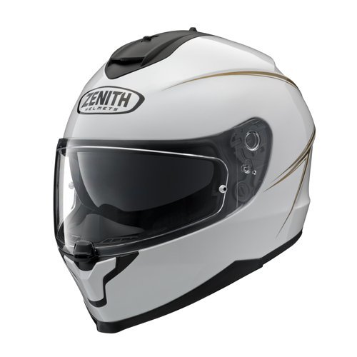 YAMAHA ヤマハ ワイズギア フルフェイスヘルメット YF-9 ZENITH [ゼニス] ピンストライプ ヘルメット サイズ:M