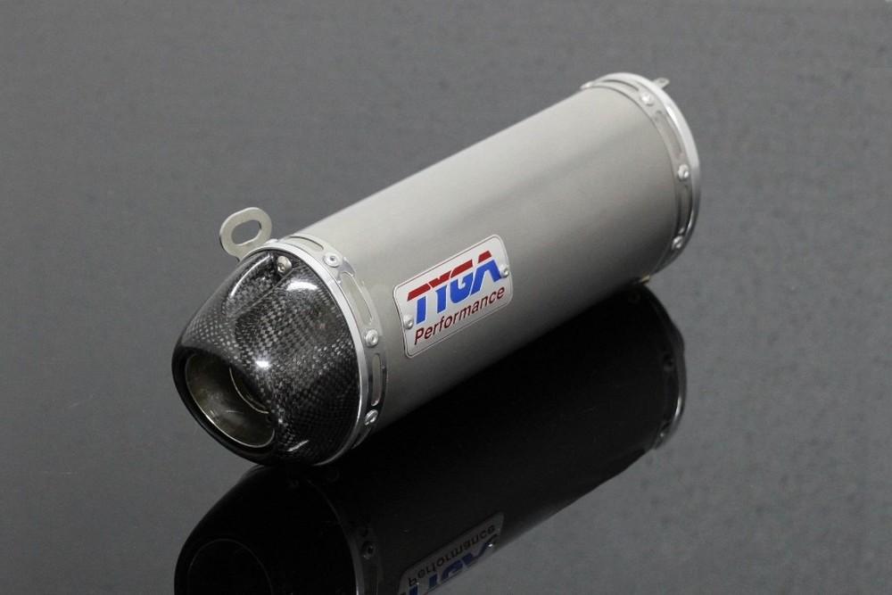 TYGA PERFORMANCE タイガパフォーマンス サイレンサーオーバル/カーボンエンドキャップ モンキー125