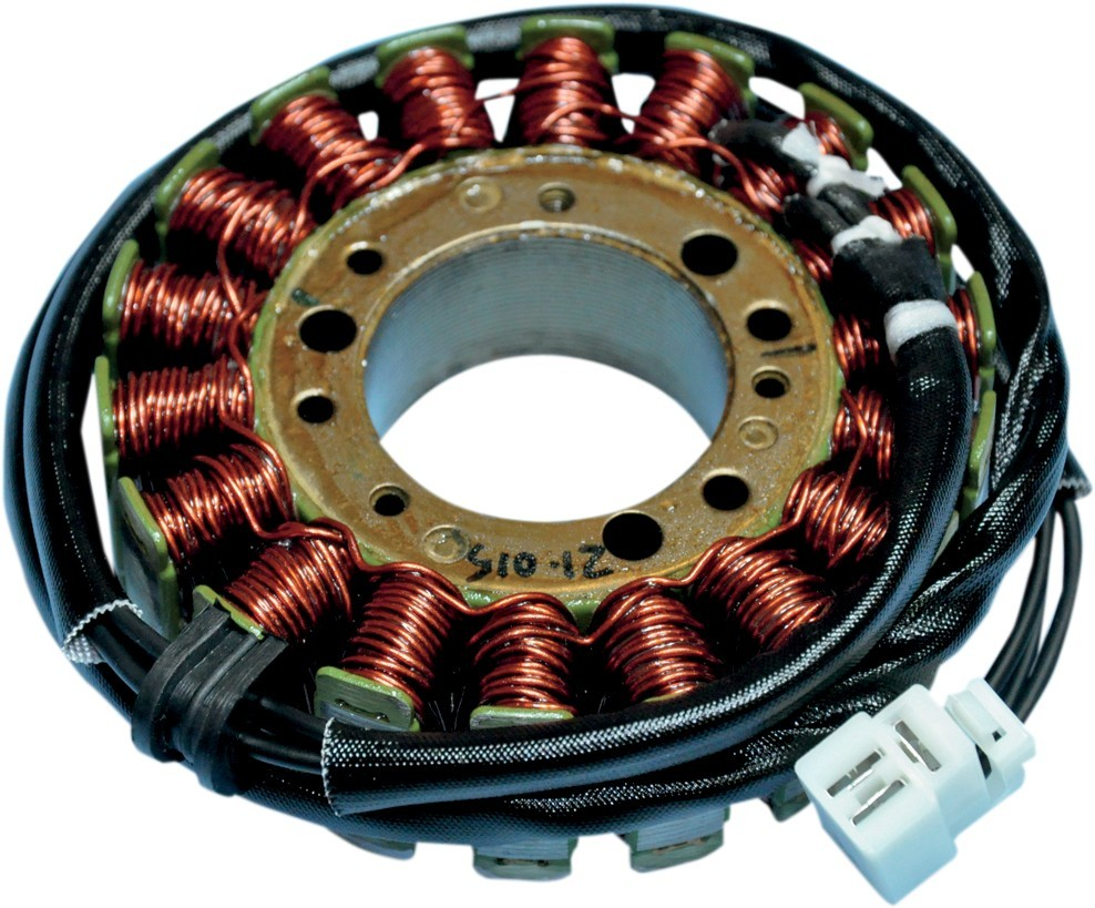 RICK'S MOTORSPORT ELECTRIC リックズモータースポーツエレクトリック ステーター TRIUMPH 21-015 [2112-0568] Speed Triple 1050