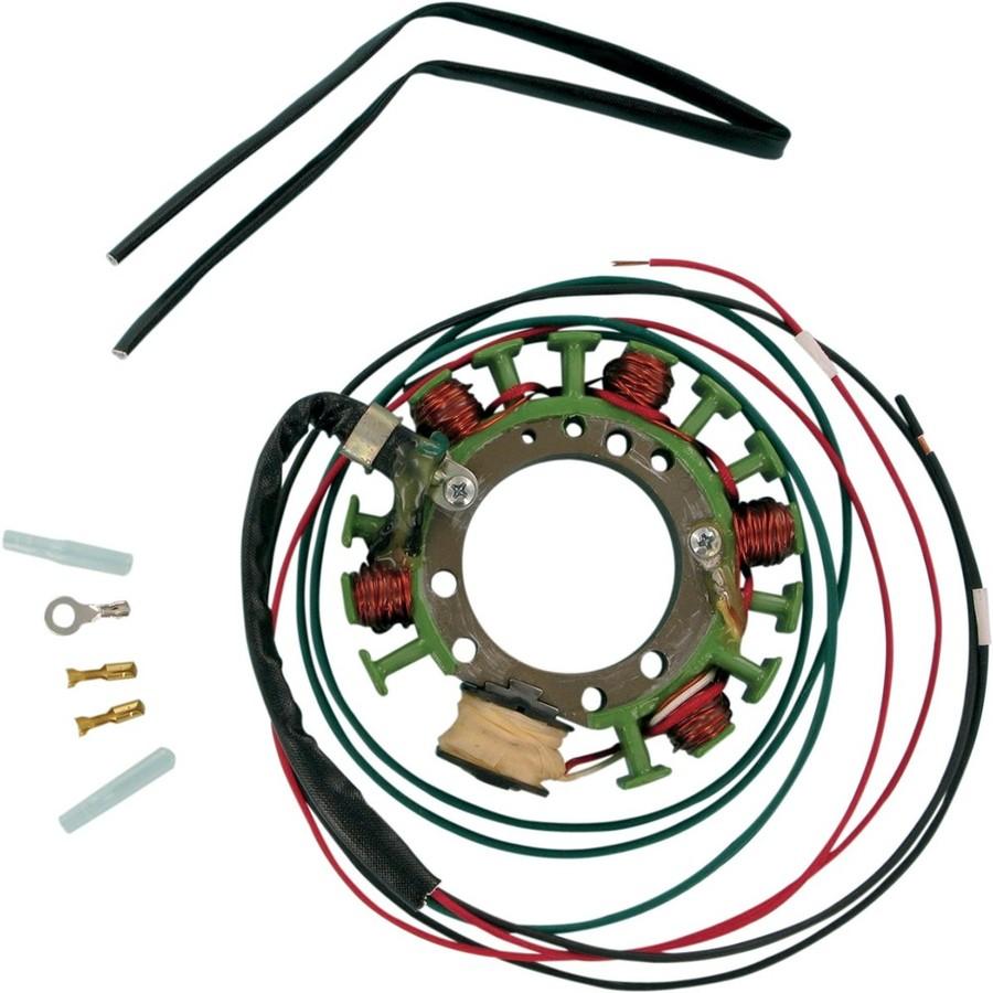 RICK'S MOTORSPORT ELECTRIC リックズモータースポーツエレクトリック ステーター HONDA [2112-0277] XR600R 1985 - 2000