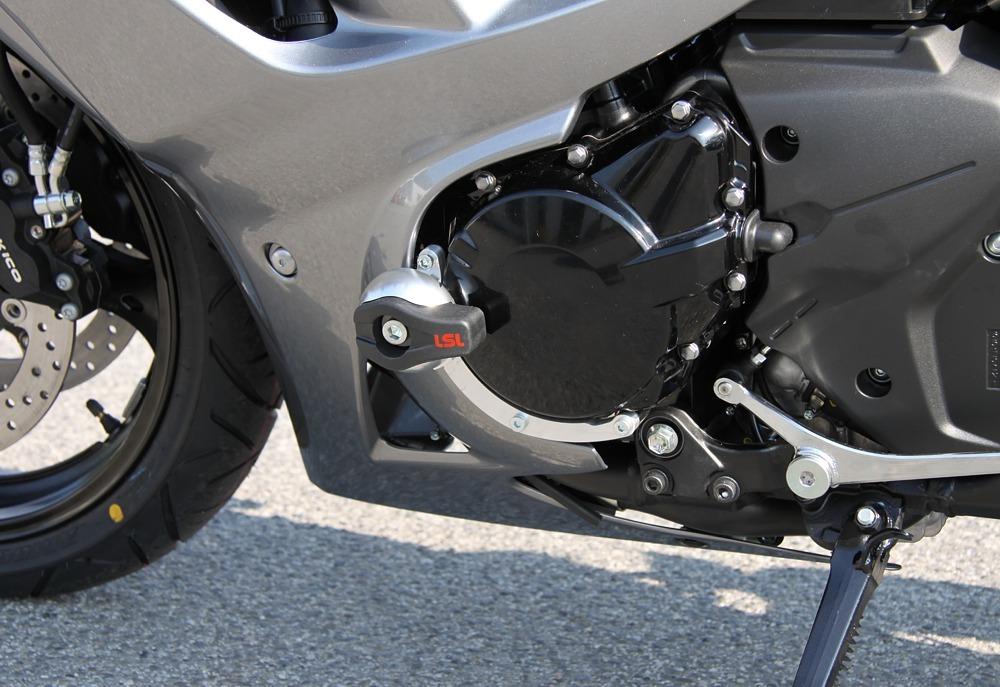 LSL エルエスエル ガード・スライダー クラッシュパッド用マウンティングキット BANDIT1250F ABS[バンディット](10-14)