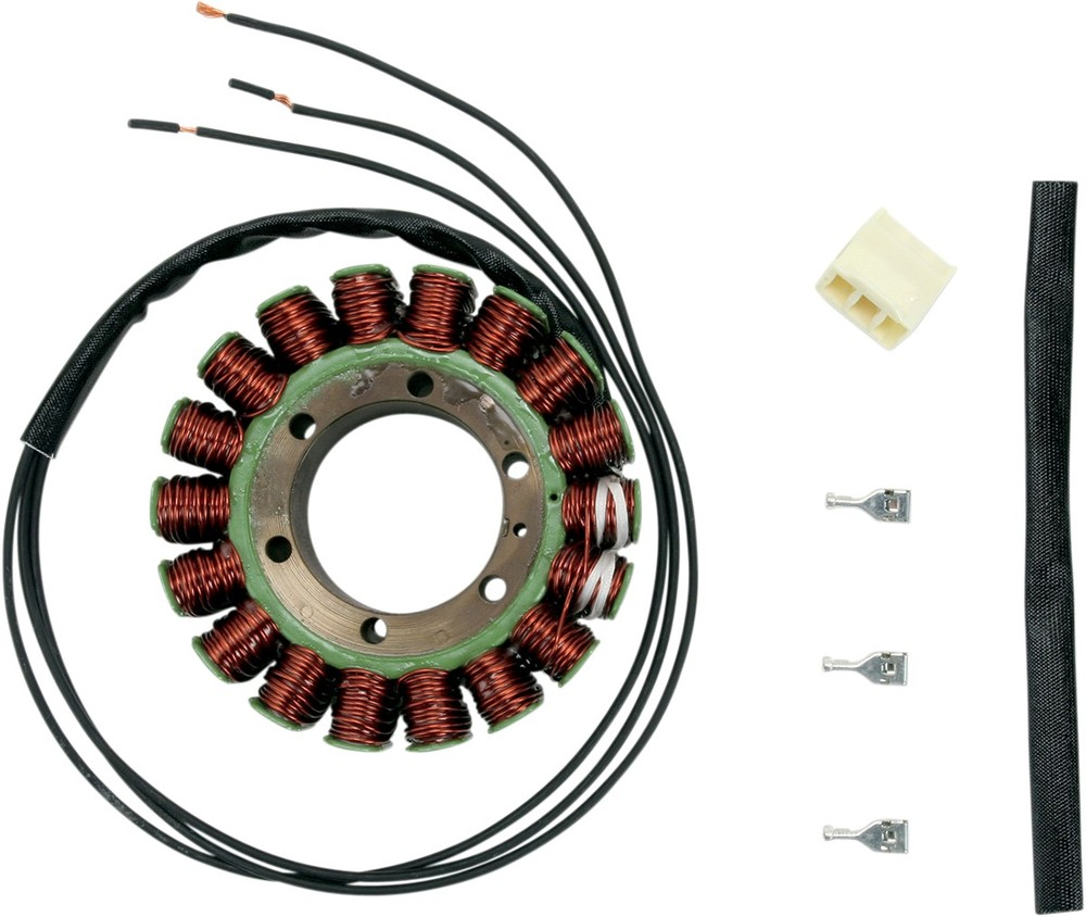 RICK'S MOTORSPORT ELECTRIC リックズモータースポーツエレクトリック ステーター HONDA [2112-0248] VTX1800C 2002 - 2004 VTX1800R 2002 - 2004 VTX1800S 2002 - 2004