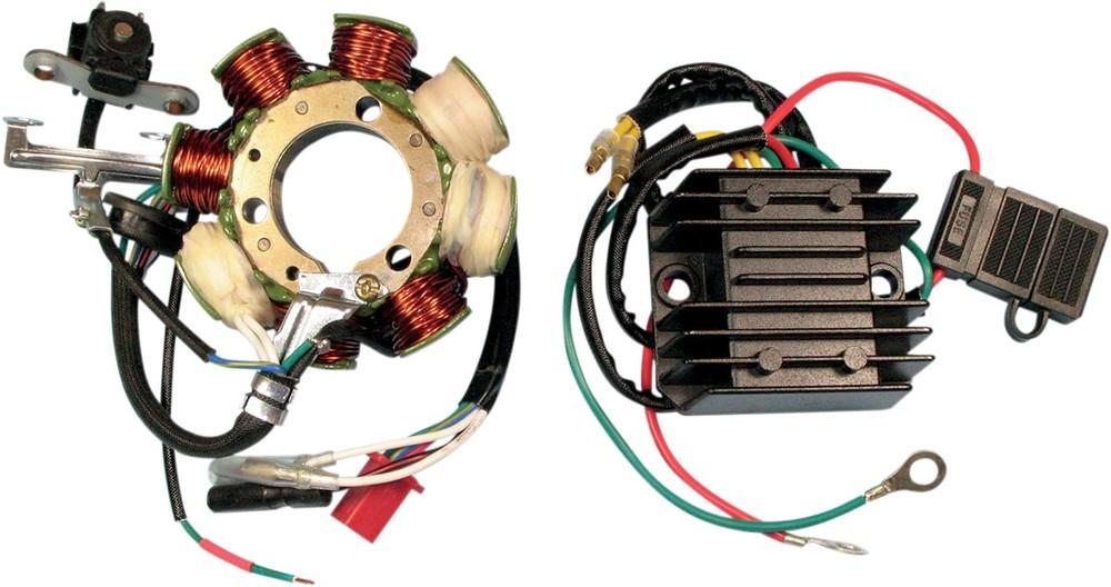 RICK'S MOTORSPORT ELECTRIC リックズモータースポーツエレクトリック チャージングキット HONDA [2112-0879] CRF230F 2003 - 2012