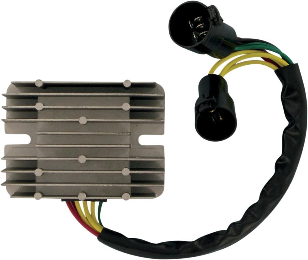 RICK'S MOTORSPORT ELECTRIC リックズモータースポーツエレクトリック HD レギュレーター/レクチファイア KAW [2112-0300] ZX-12R Ninja ZX-9R NINJA