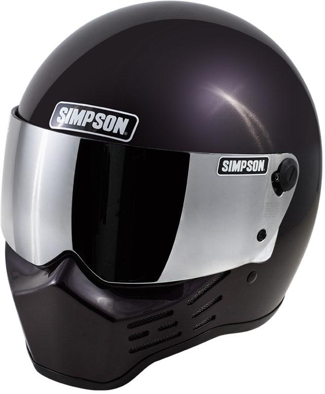 【クーポン配布中】シンプソンノリックス 【サイズ:58cm】 M10ヘルメット