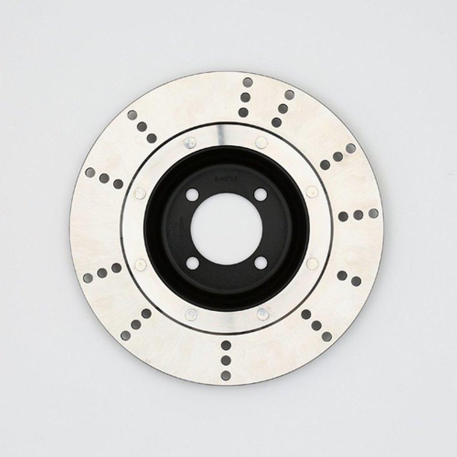 【在庫あり】SUNSTAR サンスター TRAD TYPE2 [トラッドタイプ2] リアディスクローター Z1-R/Z1-RII Z1000 (空冷) Z1000 MkII Z2 (750RS/Z750FOUR) Z750FX