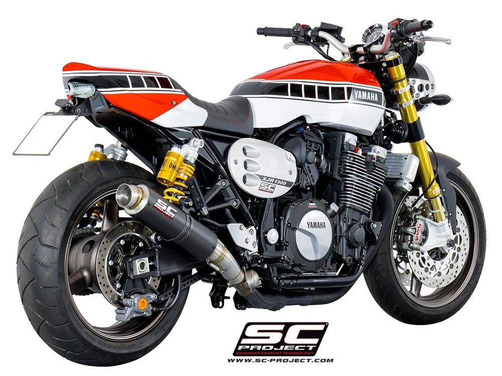 <title>SC-PROJECTSCプロジェクト スリップオンマフラー本体 GP65 サイレンサー SC-PROJECT SCプロジェクト 信用 XJR1300</title>