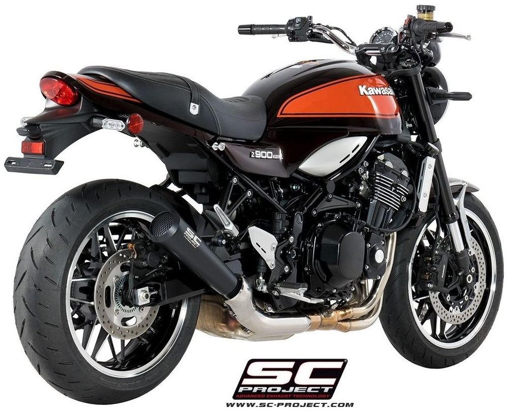 SC-PROJECT SCプロジェクト コニック '70s サイレンサー Z900RS Z900RS CAFE