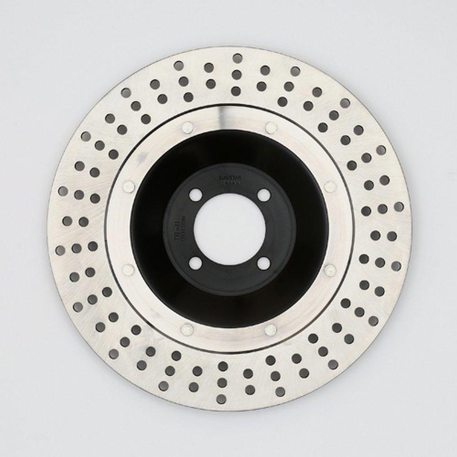 SUNSTAR サンスター TRAD TYPE1 [トラッドタイプ1] リアディスクローター Z1-R/Z1-RII Z1000 (空冷) Z1000 MkII Z2 (750RS/Z750FOUR) Z750FX
